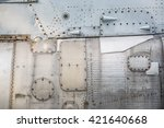 Abstract Metal Background. Old...