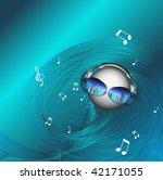 music theme   Shutterstock .eps vector #42171055