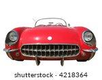 transport  vintage american... | Shutterstock . vector #4218364