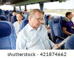 transport  tourism  trip and... | Shutterstock . vector #421874662