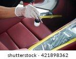 car detailing series   closeup... | Shutterstock . vector #421898362