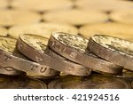 British Money  Pound Coins...