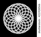 abstract vector illustration....   Shutterstock .eps vector #421928566