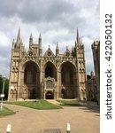 May 17  2016. Peterborough...
