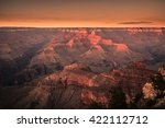 Grand Canyon Panorama Before...