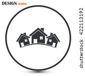 vector illustration with group...   Shutterstock .eps vector #422113192