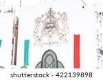 tetouan  morocco   sep 11  2015 ...   Shutterstock . vector #422139898