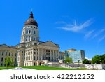 Small photo of Kansas State Capitol Building on a Sunny Day
