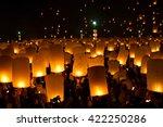 chiangmai  thailand   october... | Shutterstock . vector #422250286
