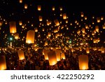 chiangmai  thailand   october... | Shutterstock . vector #422250292