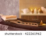 place for relaxation in modern... | Shutterstock . vector #422261962