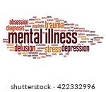 concept conceptual mental... | Shutterstock . vector #422332996