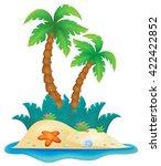 Tropical Island Theme Image 1 ...