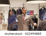 sale  fashion  retail  business ... | Shutterstock . vector #422494885