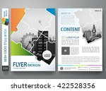 Brochure Design Template Vecto...