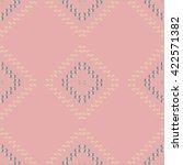 ethnic seamless pattern...   Shutterstock .eps vector #422571382