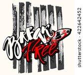 break free. freedom concept...   Shutterstock .eps vector #422642452