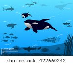 vector illustration... | Shutterstock .eps vector #422660242