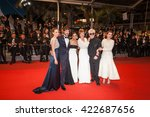 cannes  france   17 may 2016  ...   Shutterstock . vector #422687656