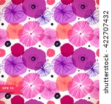 Seamless Decorative Pattern...