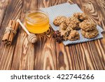 Oatmeal And Banana Cookies Wit...