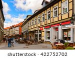 wernigerode  germany   may 4 ... | Shutterstock . vector #422752702