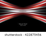 abstract vector background ... | Shutterstock .eps vector #422875456
