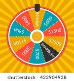 Fortune Wheel Vector...