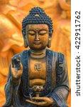 Buddha Statue Used As Amulets...