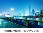 china guangzhou pearl river ... | Shutterstock . vector #422992918