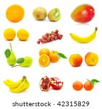 fruits   Shutterstock . vector #42315829
