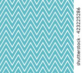seamless wavy lines background | Shutterstock .eps vector #423225286