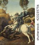 Saint George And The Dragon  B...