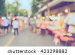 abstract blur image of day... | Shutterstock . vector #423298882