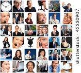 business people. businessmen ... | Shutterstock . vector #42330907