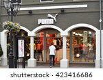 roermond  netherlands   may 10  ... | Shutterstock . vector #423416686