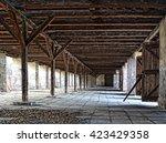 old building | Shutterstock . vector #423429358