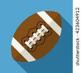 vector illustration. icon of... | Shutterstock .eps vector #423604912
