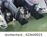 Motor Boat Screws.