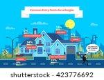 stock vector illustration of... | Shutterstock .eps vector #423776692
