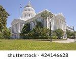 Sacramento State Capitol...