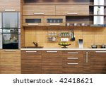 Stock photo kitchen 42418621