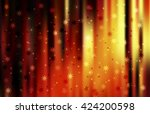 abstract stars color background | Shutterstock .eps vector #424200598