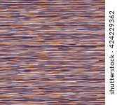 abstract noisy striped seamless ... | Shutterstock .eps vector #424229362