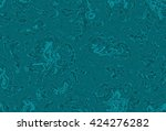 abstract repeating endless... | Shutterstock . vector #424276282