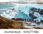 Gullfoss Is Bigger Waterfall...