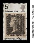 British  Commemorative Stamp...