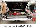southbank  london  uk. 14th... | Shutterstock . vector #424314106