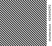 pattern stripe seamless black... | Shutterstock .eps vector #424344292