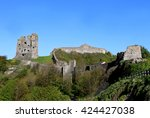 Scarborough Castle Norman Keep...
